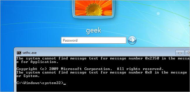 Скачать программы для удаления пароля на xp