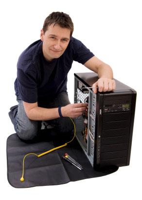 Ремонт компьютера на дому в серпухове